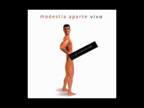 MODESTIA APARTE - Como un sultan DIRECTO,Madrid 2002