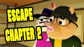 ROBLOX PIGGY BOOK 2 CHAPTER 2 FULL GAMEPLAY WALKTHROUGH