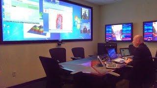 Audio Visual Design for Executive Boardrooms