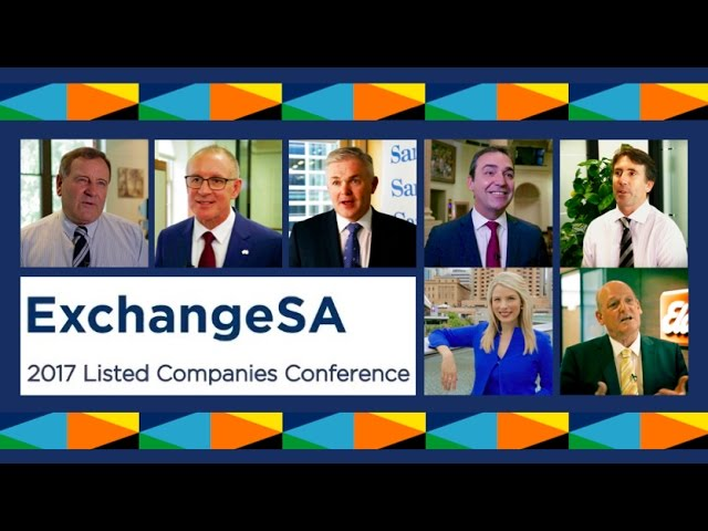 ExchangeSA: Meeting South Australia's Great Companies