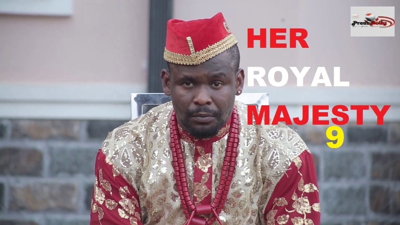 Download HER ROYAL MAJESTY Season 9 - ZUBBY MICHAEL   2021 LATEST NIGERIAN NOLLYWOOD MOVIES   2021 NEW MOVIE