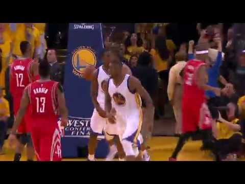 Harrison Barnes Gets Nasty with Emphatic Dunk