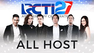 Opening All Host RCTI 27 Anniversary Celebration [HUT RCTI 27]