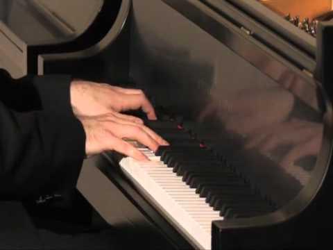 Joe Shippee plays Liszt - Transcendental Etude No 8, Wilde Jagd