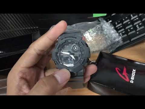 G-SHOCK GBA 800 Kw Versi Kedua Lebih Mirip