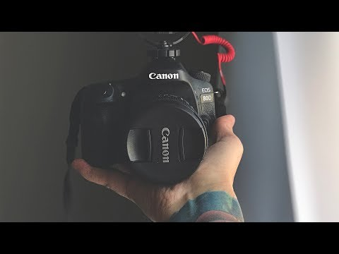 Why I SOLD My 4K Camera For A Canon 80D - YouTube