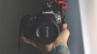 Why I SOLD My 4K Camera For A Canon 80D