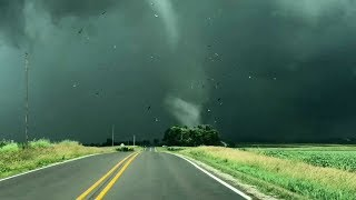 A miracle in Iowa as tornadoes take several towns by surprise - but no ...