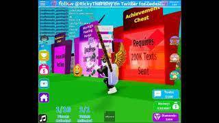 how to complete the tablet quest - roblox texting simulator-
