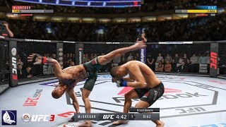 Ea Sports UFC 3: Epic Gameplay feat. Conor Mcgregor vs Nate Diaz (UFC 3 Beta)