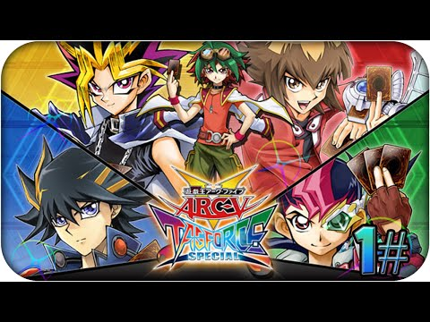 Yu-Gi-Oh! ARC-V Tag Force Special Gameplay PPSSPP Andro ...