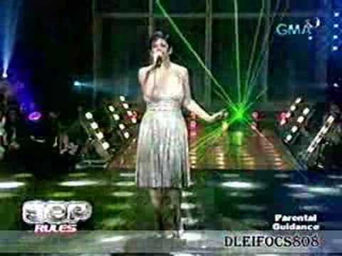 Regine Velasquez - Try It On My Own