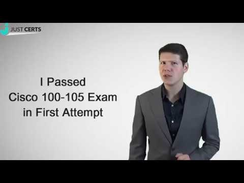 100-105 Practice Exam Updated 2018 - 100-105 Dumps