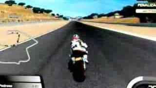 Moto Gp 07 Xbox 360 Gameplay