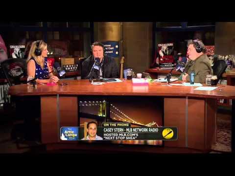 The Artie Lange Show - Casey Stern (phone) Part 2