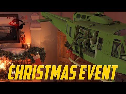 Rising Storm 2 Vietnam - Christmas Event
