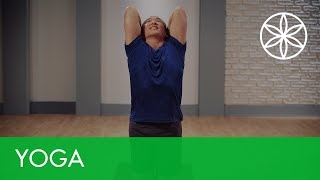 Flexibility Yoga for Beginners with Rodney Yee - Neck and Shoulders | Yoga | Gaiam