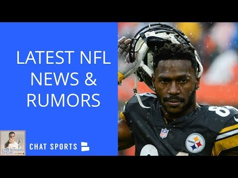 NFL Rumors: Antonio Brown Trade To Packers, Jameis Winston Trade, Tom Brady Divorcing Bill Belichick