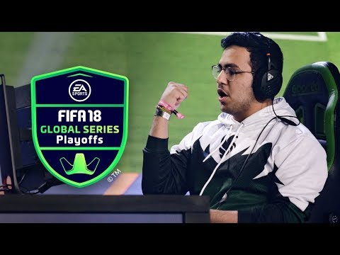 FIFA 18 Global Series Xbox One Playoff | Qualification Day