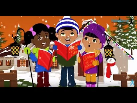 Kids Christmas Songs | Christmas is a Time to Shine | Helen Doron Song Club