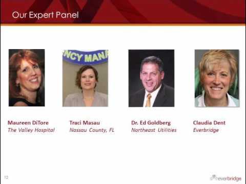 Replay: Hurricane & Storm Preparedness: A Best Practices Expert Panel Discussion
