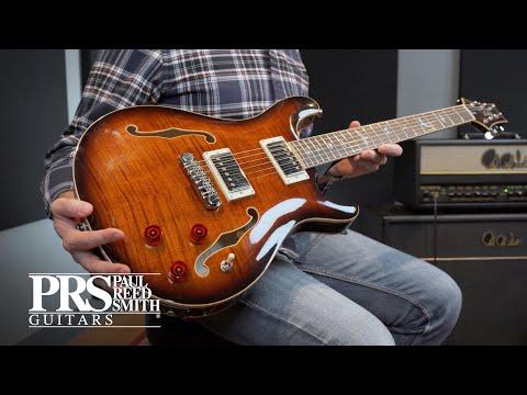 The SE Hollowbody II Piezo   PRS Guitars