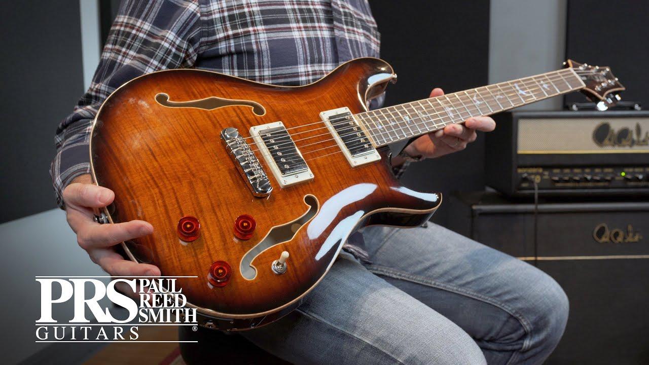 Download The SE Hollowbody II Piezo   PRS Guitars