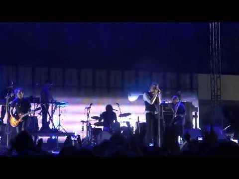 The National - Terrible Love (live @ Šalata, Zagreb, Croatia 2013.)