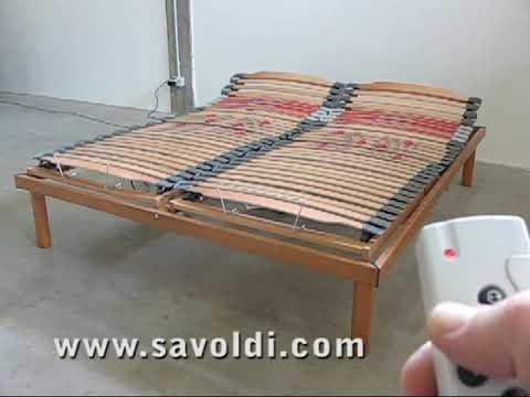 rete elettrica a doghe 170x200 con telecomando senza fili www