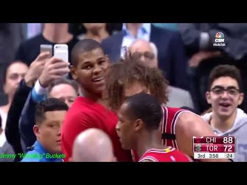 Chicago Bulls - Fight and Brawls Compilation