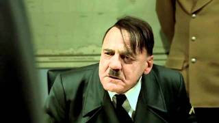 Hitler Pissed again.