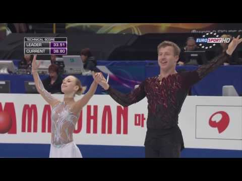 2014 Worlds   Pairs   SP   Julia Antipova & Nodari Maisuradze   Beethoven's Five Secrets