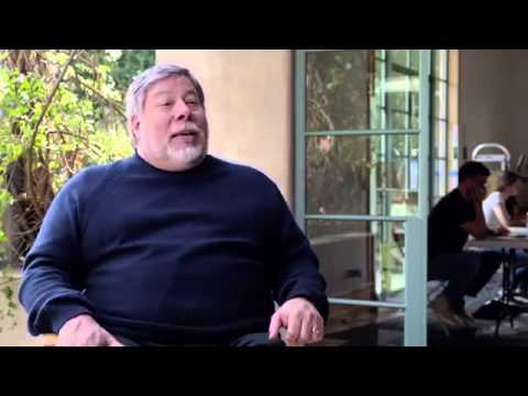 Behind the Scenes - The Daring - Steve Wozniak