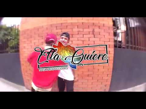 Mc pencil - Ella Quiere - ft Farco // Official Video