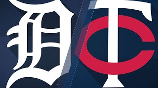 Rosario's late homer lifts Twins to 5-4 win: 8/19/18