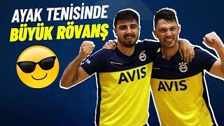 Ayak Tenisinde Büyük Rövanş 😎😂  (Emre Belözoğlu & Alper Potuk v Tolgay Arslan & Ozan Tufan)