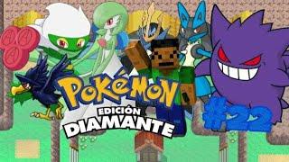 Pokémon Diamante Episodio 22 niebla y pueblo caelestis