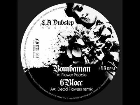 BOMBAMAN - FLOWER
