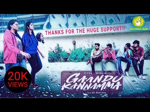 Gaandu Kannama | Vivek- Mervin | Sony music | #OSMCrew ' in  Dance Cover