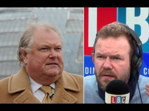 James O'Brien vs Digby Jones and the Brexit lie machine