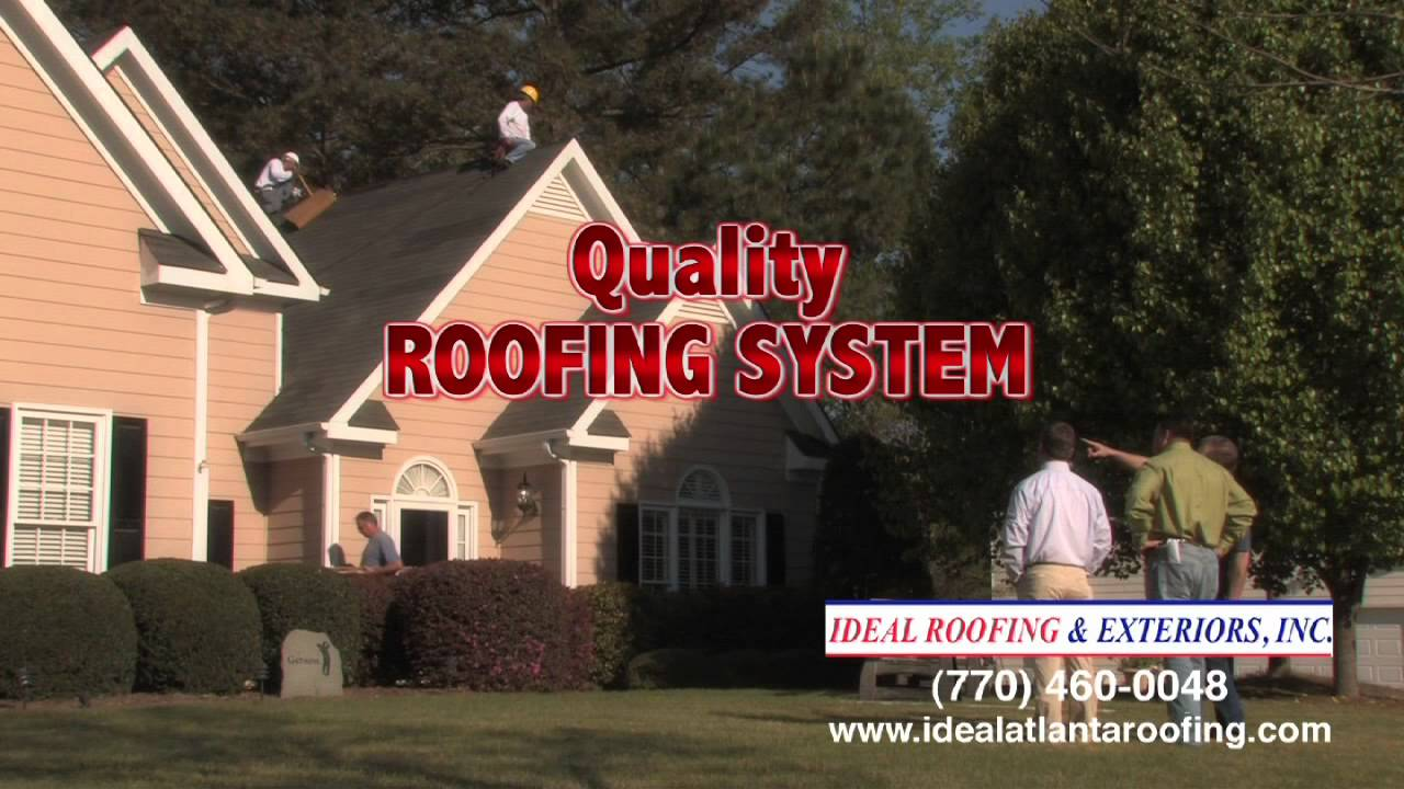 Ideal Roofing And Exteriors
