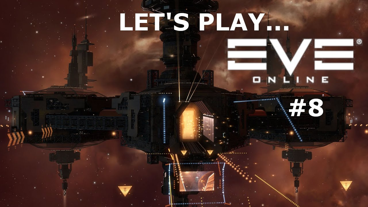 Let's Play Eve Online - #8 - Finishing Off Business, Industry, and  Exploration Career Paths