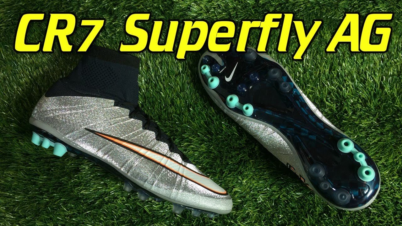 e7f08d68e645 AG Nike Mercurial Superfly 4 CR7 Silverware - Review + On Feet - YouTube
