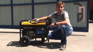 видео Сварочные генераторы