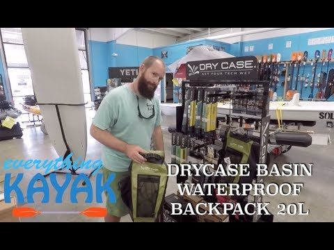 ea4147519659 DRYCASE BASIN WATERPROOF BACKPACK 20L - YouTube
