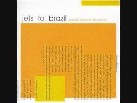 Jets To Brazil- Sea Anemone
