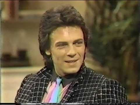 Rick Springfield on Merv 1982