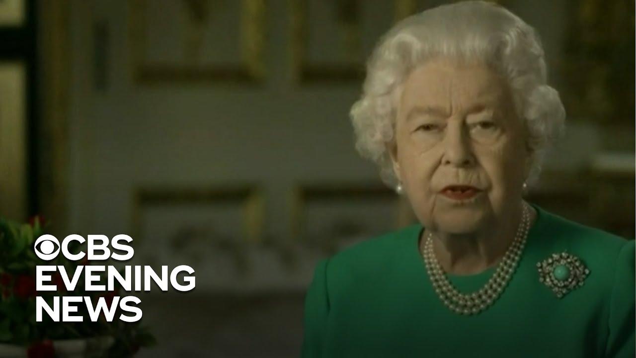 Queen Elizabeth says,