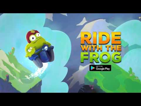 Ride with the Frog - Google Play