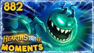 MOSSY HORROR IS INSANE, DUDE!!! | Hearthstone Daily Moments Ep.882
